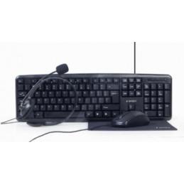 Gembird Stereo headset...