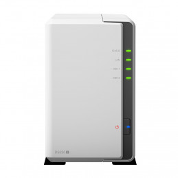 Synology Tower NAS DS220j...