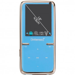 MP3 PLAYER 8GB BLUE/3717464...