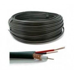 CABLE CCTV RG59+2X0.5MM...