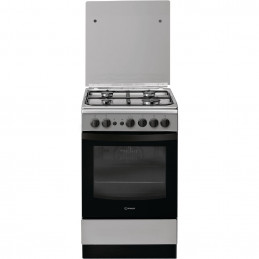 Indesit IS5G1PMX/E stove...
