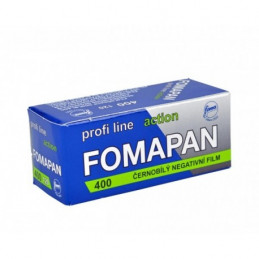 Fomapan 400 Action roll...