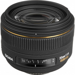 Sigma 30mm f/1.4 EX DC for...
