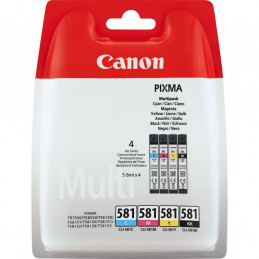Canon CLI-581 Multipack ink...