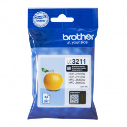 Brother LC-3211BK ink...